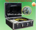Profissional ferramentas de encanamento com câmeras e DVR