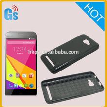 Gift Under 1 Dollar TPU Soft Cover Black Gel Skin Case Accessories For Blu Dash 5.0+ Plus D412 D412u