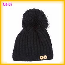 Wholesale Jacquard Mens Winter Hat Fashion