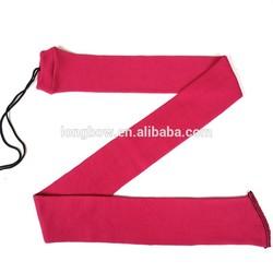 2015New Pink color ourdoor rifle gun socks