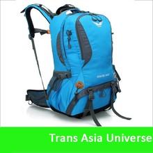 Hot Sale outdoor best selling 45L waterproof nylon hiking backpack