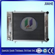 aluminum car water radiator