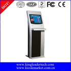 Airport Check-in SAW Touch Screen Kiosk Machine