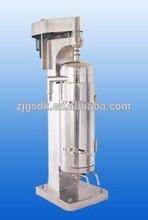 GF112 Tubular refined sunflower oil price for waste oil centrifuge