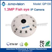 "Escam 1/3"" Progressive Scan CMOS SONY 238 Sensor Dual Stream H.264 QP130 360 degree camera on sales"