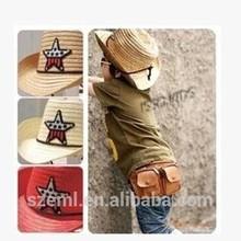cute baby /children straw hat/kid straw caps