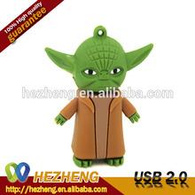 Cartoon Character 64GB Master Yoda USB Flash Memory