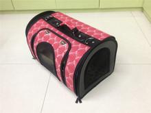 Luxury shoulder dog bag carrier dog carry bag