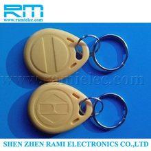 Alibaba china new arrival keyfob 125khz lf chip rfid keytag oem