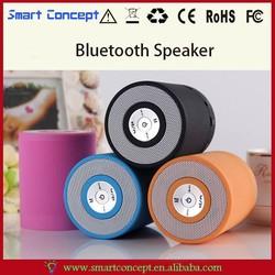 Enviromentally Friendly Silicone Design Portable Bluetooth Mini Speaker