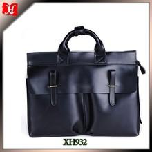 Fashion new style men's leather handbag brands