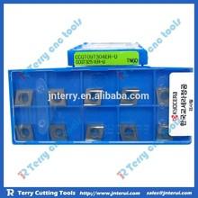 Kyocera Non Ferrous Milling Insert for Milling Tool CCGT09T304ER-U TN60