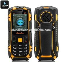 Walkie Talkie Runbo X1 Rugged Waterproof, Shockproof, Dust Proof Phone