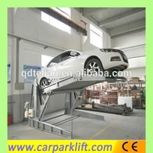 Car parking lift/2 level parking lift/car lifting parking building