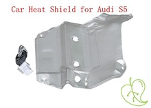 Car heat shield for Audi 2013 S5 which in hot sale