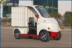 CE approved high quality mini electric van wholesale