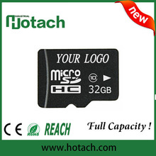 OEM real capacity nano sd card microsd card 32gb 64gb 16gb
