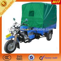 China crew cab three wheel tri motor cycles