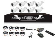 8CH camera system cctv camera case