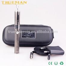 China wholesale vaporizer pen ego evod double starter kit with 650/900/1100 mah micro 5 pin evod batter