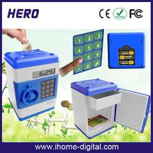 Brand new digital money jar kids plastic wholesale piggy banks for wholesales