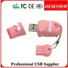 2014 custom monkey shaped soft pvc usb cover, rubber usb skin,