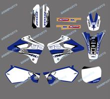 Motorcycle/dirt bike/atv quad decals sticker for honda CRF250 2010 2011 2012(DST0100)