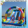 factory top quality sweet toys cheap inflatable water slides with arches for sale