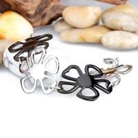 cheap innovative selection black plated old fashioned charm bracelets