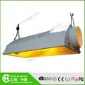 Mignon 6'' campana flip down jardín hidropónico uv de la lámpara del reflector