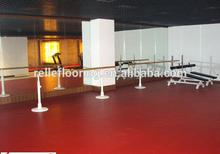 Wood Looks pvc dance flooring