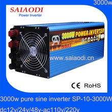 10kw dc/ac solar power inverter High efficiency 500W Pure Sine Wave solar inverter 12V/24V/36V/48V DC to 120V/220V230V AC 50/60H