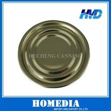 300# Food Grade Tin plate Bottom Lid