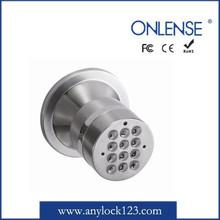 keyless waterproof electronic door lock