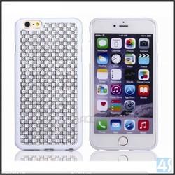 For iphone 6 Luxury Case ,Rainstone Diamond Case for iphone 6 4.7 inch