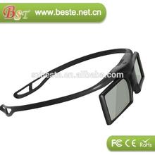 GOOD quality! Active shutter 3d glasses 3d glasses dlp