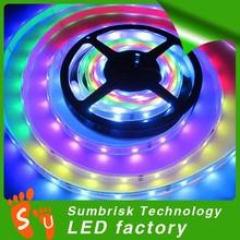 5050 RGB dream color 6803 IC LED Strip light