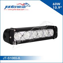 2014 New 86LM per Watt Super Bright Factory Price Latest Off Road 11 inches 60w led light bars