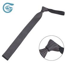 Chunhe Men's Polyester Knitted Custom Brand Fashion Fancy Tie