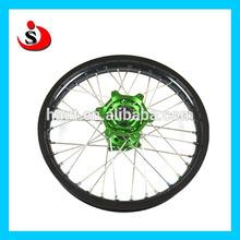 JS Racing Parts Manufacture Aluminum Rear Wheel Kawasaki KXF 250 450 KX 250 450 F Rear Wheels