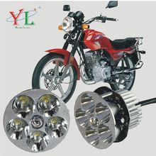 Custom motorcycle headlight15W 2000lumen motorcycle led headlight sale