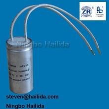 cbb60 round air conditioner run 5uf 450v ac motor capacitor