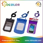 High quality Waterproof Bag Phone for diving
