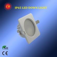 Outdoor waterproof warranty 3 years led daylight recessed high lumen 12w down light led