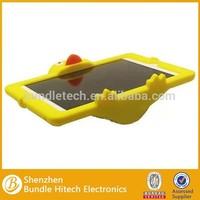 3D Cute Penguin Silicone Soft Rubber Case Cover For iPad Mini
