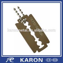 quality bulk custom metal pendant maker with Karon