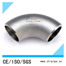 Wenzhou factory hot sales pipe elbow 90 degree dimensions