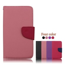 Flip Leather cell phone case for LG G3 Stylus D690N D690 ,Mobile Case for LG G3 Stylus D690N D690