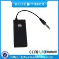 Caliente venta de música portátil de 3.5 mm jack transmisor Bluetooth módulo Bluetooth audio dongle USB
