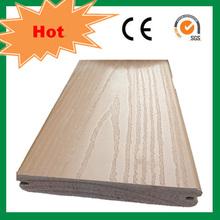 Pool deck tiles wood grain pvc flooring composite decking